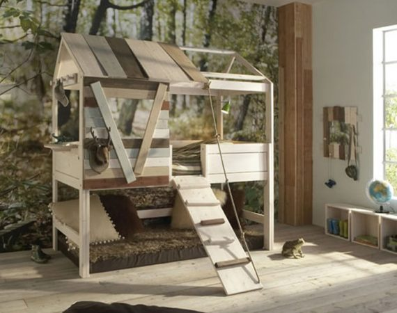 treehouse bed by life time furniture 4 home - Home Time Furniture