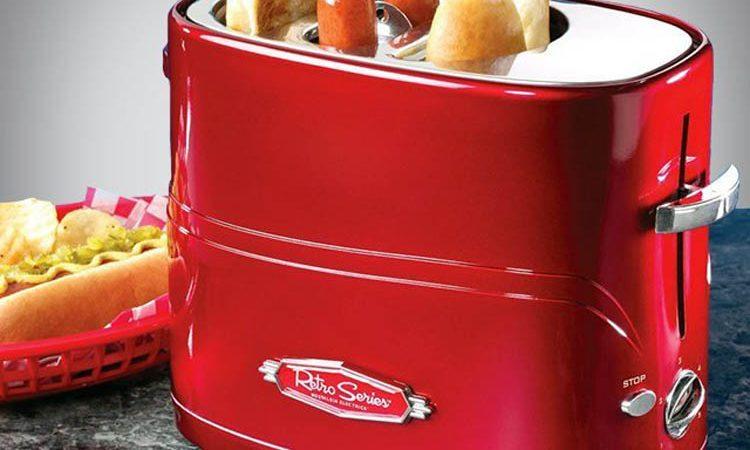 Pop Up Hot Dog Toaster