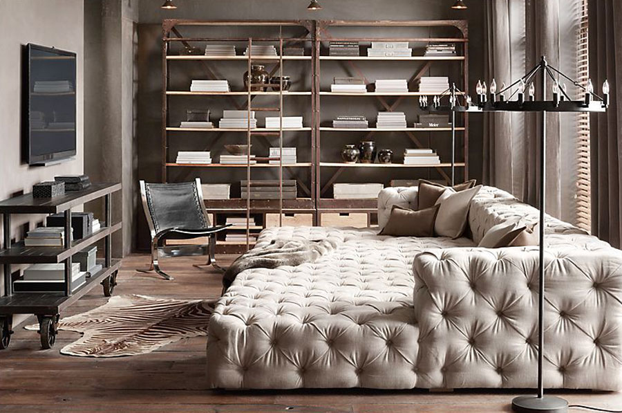 Soho Tufted Daybed Time4gadget