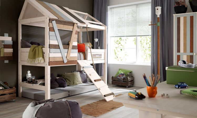 Home Time Furniture Endearing Treehouse Bedlife Time  Time4Gadget Inspiration